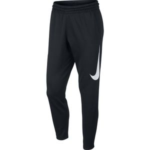 Nike Men's Basketball Pants Black Therma Sweatpant